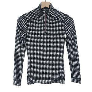 SMARTWOOL 100% Merino Wool 250 Base Layer 1/4 Zip